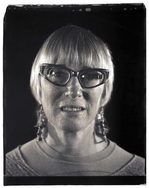 Janet Fish by Chuck Close