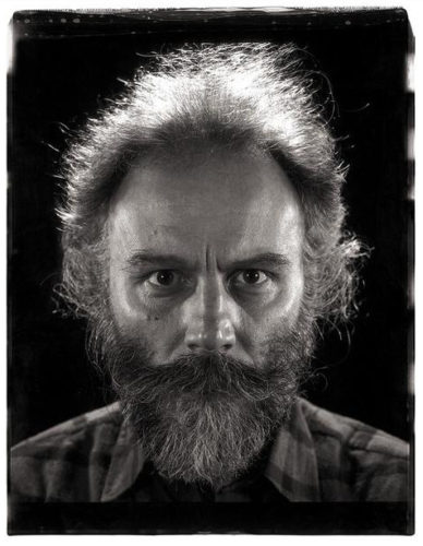 Lucas Samaras by Chuck Close at Kenneth A. Friedman & Co.