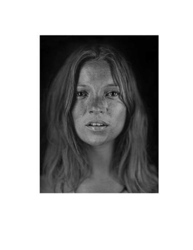 Untitled (kate #18) by Chuck Close at Kenneth A. Friedman & Co.