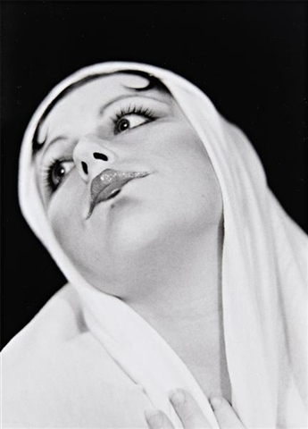 Untitled (madonna) by Cindy Sherman at