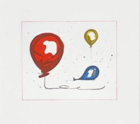 Balloons by Claes Oldenburg at