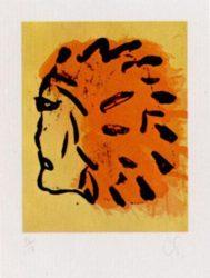 Injun Foster by Claes Oldenburg at