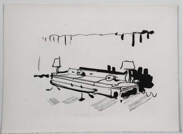Sofa by Claes Oldenburg