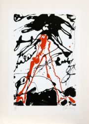 Striding Figure From Conspiracy: The Artist As Wit by Claes Oldenburg at