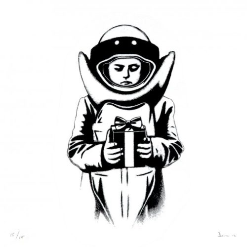 Bomb Suit (white) by DOLK