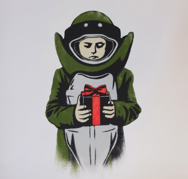 Bombsuit by DOLK