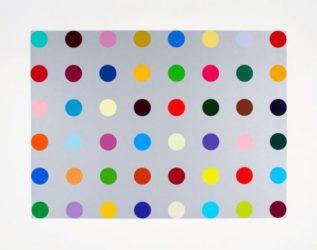 Histidyl by Damien Hirst at