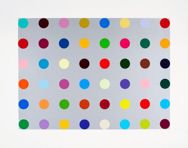 Histidyl by Damien Hirst at