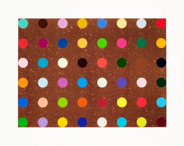Proctolin by Damien Hirst at