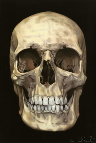 The Skull Beneath The Skin by Damien Hirst at Damien Hirst