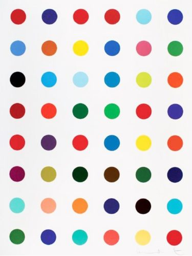 Untitled by Damien Hirst at