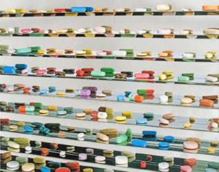Utopia by Damien Hirst at