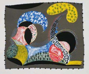 Warm Start by David Hockney at Kenneth A. Friedman & Co.