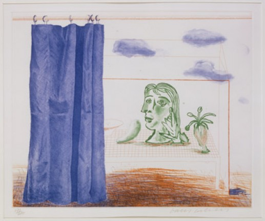 What Is This Picasso? by David Hockney