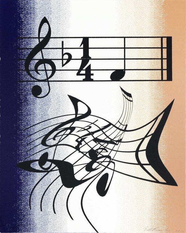 Music by Ed Ruscha