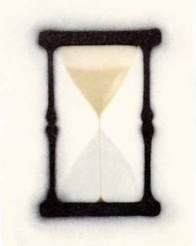 Reloj De Arena by Ed Ruscha at Ed Ruscha