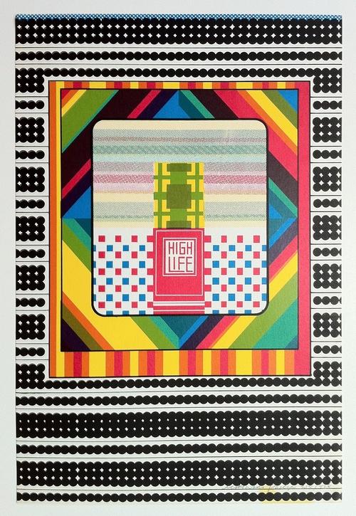 High Life by Eduardo Paolozzi