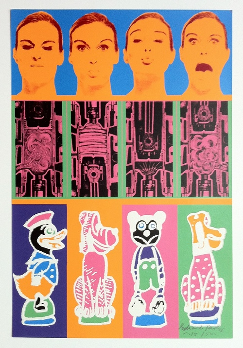 Secrets Of The Internal Combustion Engine by Eduardo Paolozzi