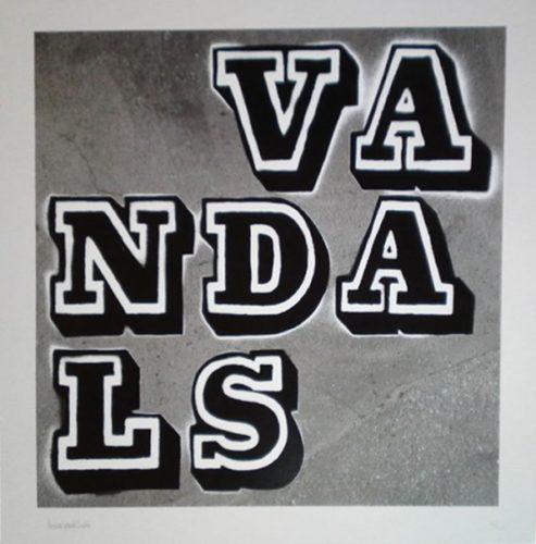 Vandals by Eine at