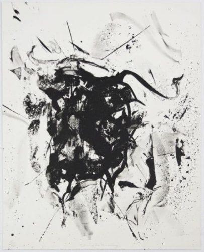 Taurus Vii by Elaine De Kooning