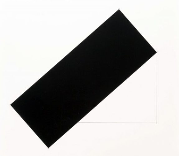 Grand Case by Ellsworth Kelly