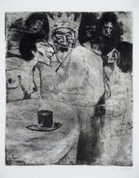 Salomo Und Seine Frauen by Emil Nolde at Galerie Henze & Ketterer & Triebold
