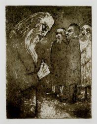 Staatsmann Und BÜrger by Emil Nolde at Galerie Henze & Ketterer & Triebold