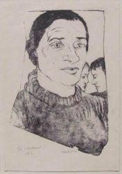 M.l. by Erich Heckel at