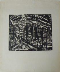 Stralsund by Erich Heckel at Galerie Henze & Ketterer & Triebold