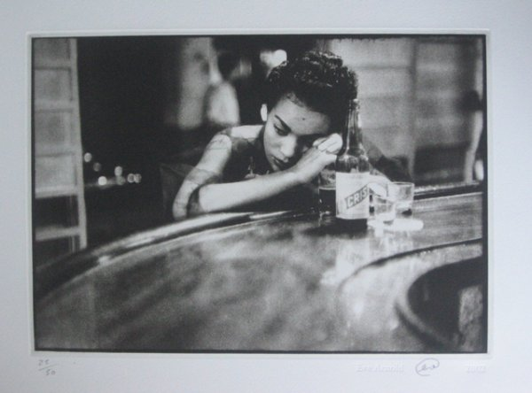 Cuba, 1954 by Eve Arnold at