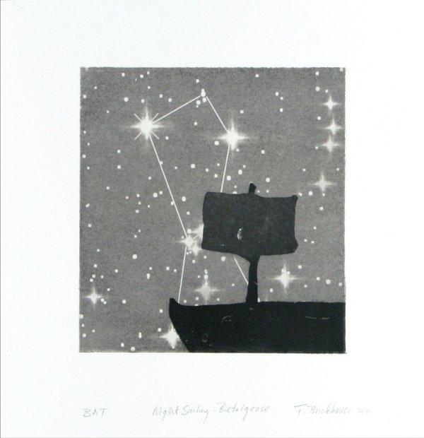 Night Sailing- Betelgeuse by Farrell Brickhouse