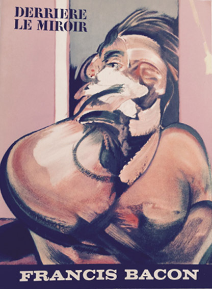 Derriere Le Miroir-francis Bacon by Francis Bacon