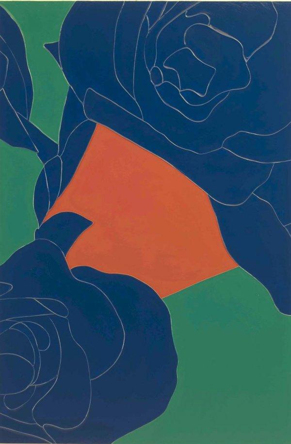 Geranium by Gary Hume RA