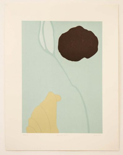 Keeping Mum by Gary Hume RA at Gary Hume RA
