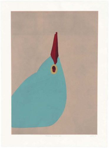 Paradise Printing Four by Gary Hume RA