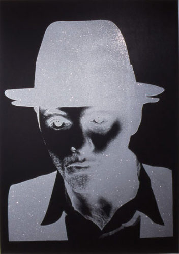 In Memory Of Silver Beuys by Gavin Turk