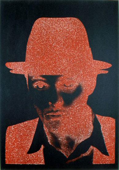 Red Beuys by Gavin Turk