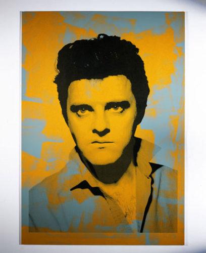Single Elvis by Gavin Turk