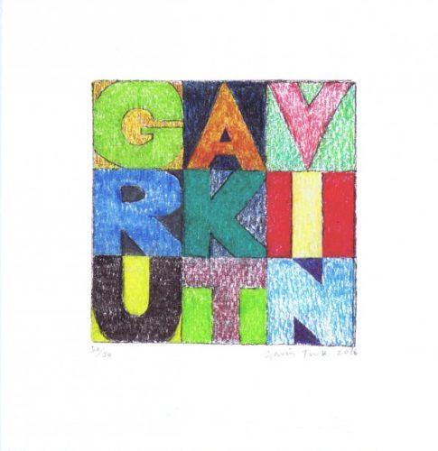 Rki by Gavin Turk