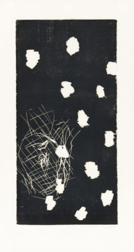 45 – November by Georg Baselitz