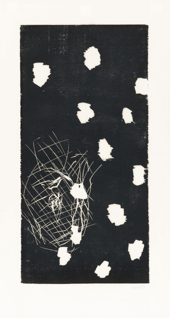 45 – November by Georg Baselitz