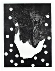Indianergrab by Georg Baselitz at