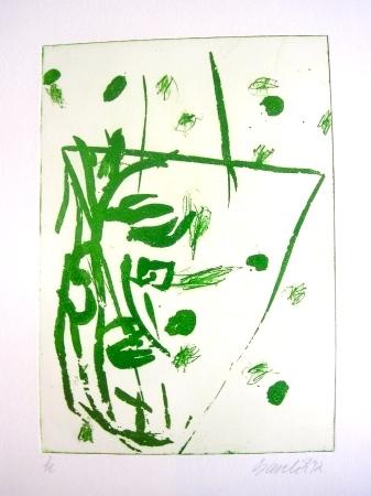 Winter Ii by Georg Baselitz at Georg Baselitz