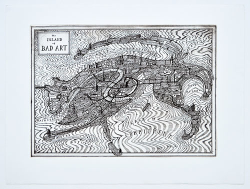 The Island Of Bad Art by Grayson Perry RA at