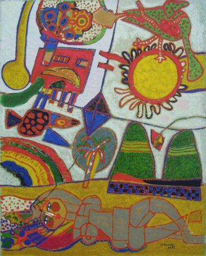 Brasilian Fate by Guillaume Corneille