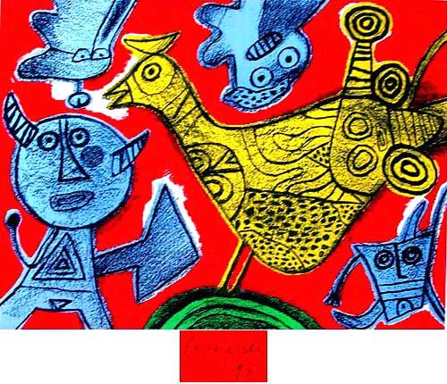 Songes Du Diable by Guillaume Corneille
