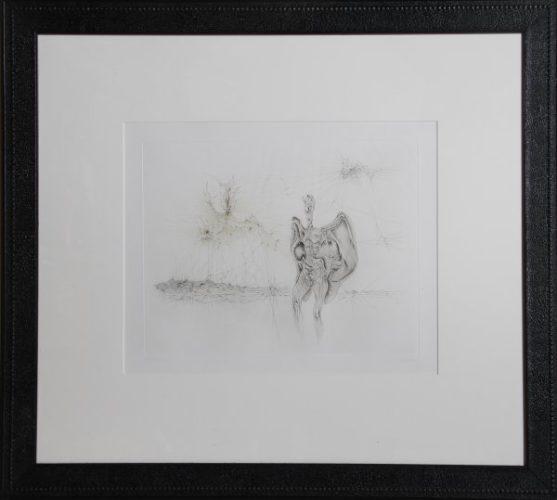 La Chauve-souris by Hans Bellmer at