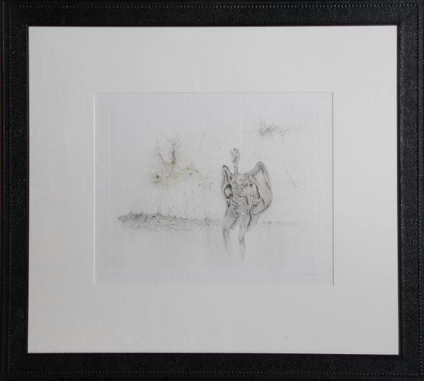 La Chauve-souris by Hans Bellmer