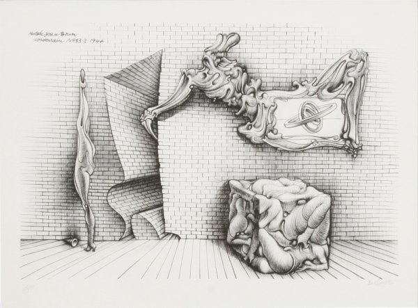 Souterrain No. 13 by Hans Bellmer