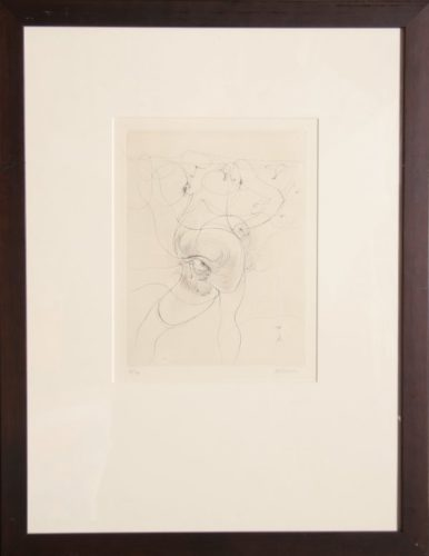 The Body And Eye by Hans Bellmer